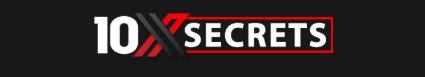10x secrets logo