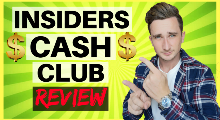 insiders cash club review