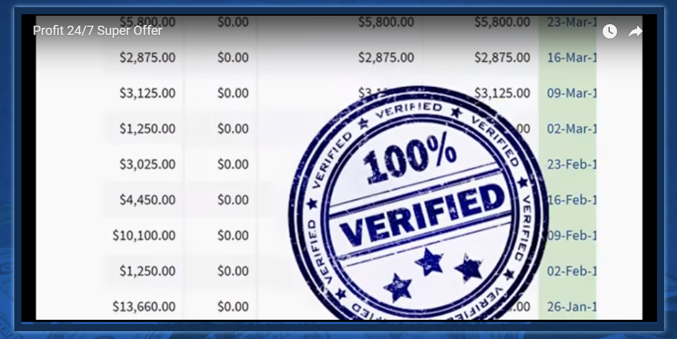 profit 24-7 review income claims