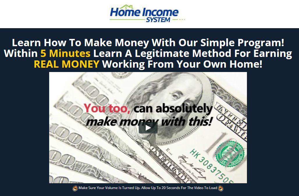 home income system review main
