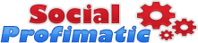 social profimatic review logo