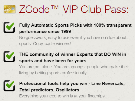 zcode system review vip pass