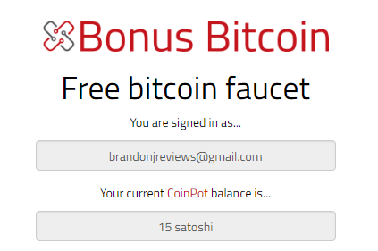 bonus bitcoin review