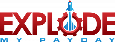 explode my payday logo