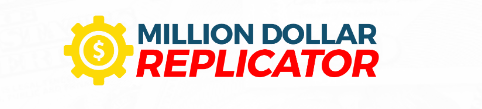 million dollar replicator review logo