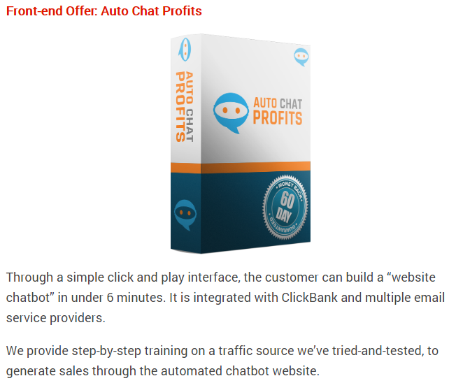 auto chat profits how it works