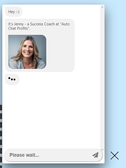 auto chat profits robot
